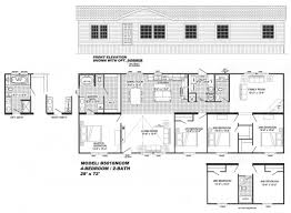 enchanting 4 bed house plans indian model contemporary best