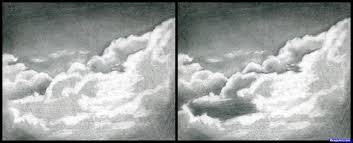 9 how to draw realistic clouds draw clouds