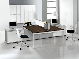furniture furniture modern minimalist desk with office chair with