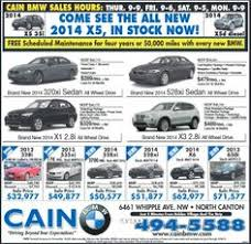 cain bmw used cars winter turned your car into a mess come check out the bmw