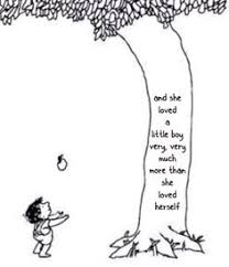 i want for my boys a quote from the giving tree by shel
