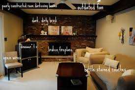 living room renovation part one the problem making lemonade