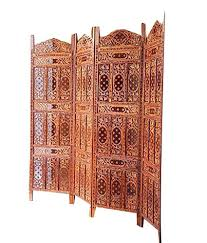 wood partition aarsun woods hand carved wooden partition screen room divider in