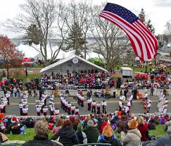 joe s retirement thanksgiving parade in america s hometown