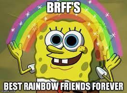 Friends Forever Meme - imagination spongebob meme imgflip