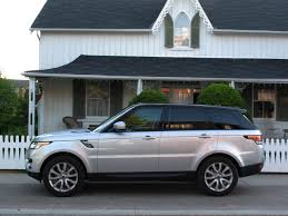 land rover silver 2014 range rover sport v8 review cars photos test drives and