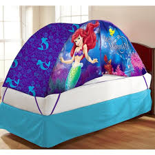Bunk Bed Canopy Tent Disney Ariel Mermaid Bed Canopy Tent Topper With