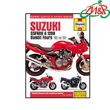 suzuki gsf 1200 bandit 1996 2003 clymer motorcycle repair pdf