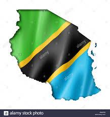 Flag Of Tanzania 3d Tanzania Flag Stockfotos U0026 3d Tanzania Flag Bilder Alamy