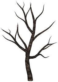 cartoon dead trees clip art library