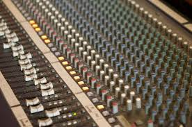 Sound Desk St Mary U0027s Hampton Sound Desk Training Sign Up