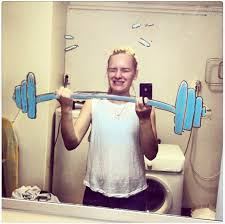 Bathroom Mirror Selfies 32 Most Flourish And Creative Selfies By Helen Meldahl Read More
