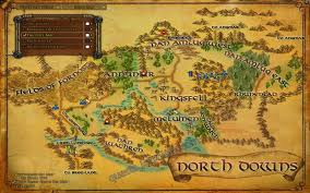 map quests the lost map lotro quest screenshot walkthroughs the lord of