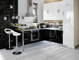 cuisine mur noir cuisine noir et gris wekillodors com