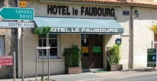 figeac chambres d hotes hôtels hôtel le faubourg à figeac