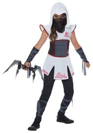 spirit halloween jumping spider ninja costumes kids ninja halloween costume