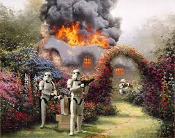 1 stormtroopers found some rebels