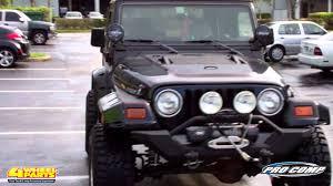 97 jeep wrangler parts jeep tj wrangler 1997 build by 4 wheel parts miami florida