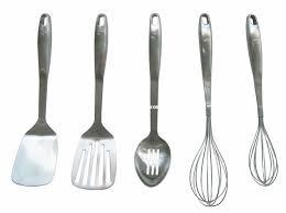 kitchen utensils list names