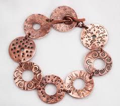 diy metal bracelet images How to make a washer bracelet free tutorial jpg