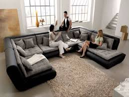 Leather Sectional Sofa Bed by Sofas Oversized Sofas That Are Ready For Hours Of Lounging Time