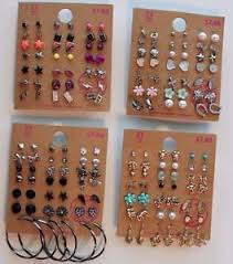 hypoallergenic earrings s hypoallergenic earrings ebay