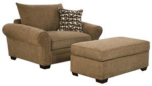 ottoman chair with attached ottoman washable seat covers for