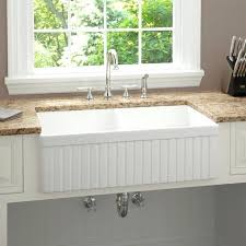 Kitchen Porcelain Sink Excellent White Porcelain Kitchen Sink How To Remove Stains From A