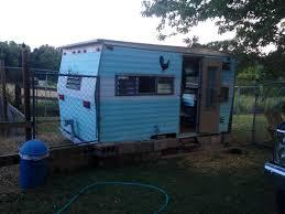 camper chicken coop chicken coop designs pinterest coops