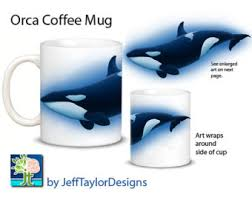 Orca Halloween Costume Orca Cup Etsy