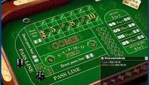 Craps Table Play Craps And Win Big At Eu Casino How To Beat The Casinos
