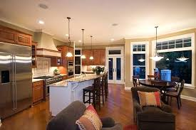 kitchen great room floor plans open kitchen living room floor plan open kitchen living room floor