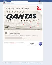 facebook promotion app example qantas a380 browsing ideas