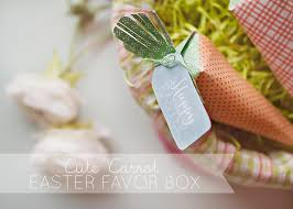 Diy Favor Box Template Printable by Free Printable Easter Carrot Box Project Nursery