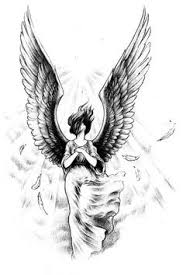 Tattoo Ideas Of Angels Angelic Symbols And Meanings Angels Are One Of The Tarot Symbols