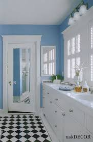 blue and black bathroom ideas 36 best blue wall colors images on blue wall colors