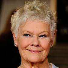 how to get judi dench hairstyle judi dench used memories of mother for irish accent celebrity