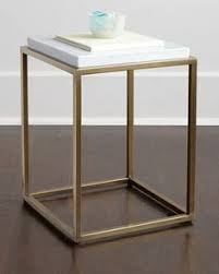 Marble Top Accent Table The Daily Hunt Marbles Coffee And Anthropologie