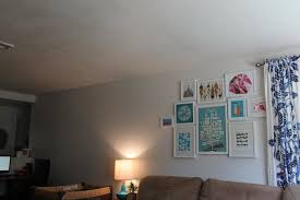 How To Decorate A Long Wall In Living Room How To Decorate Long Living Dining Room Wall Apartment Therapy