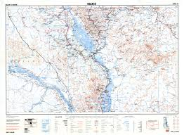 Malawi Map Malawi In Maps