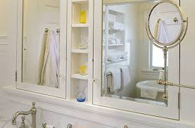 15 recessed medicine cabinet bathroom recessed medicine cabinets new broadway double door cabinet