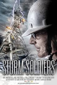 the second of three new movie posters for storm soldiers www