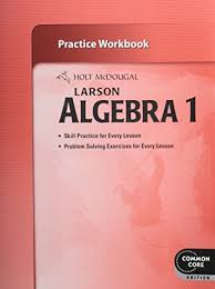Holt Algebra   Homework And Practice Workbook Answers   amazon     lbartman com