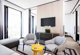 One Bedroom Interior Design by King 1 Bedroom Suite With Balcony Brooklyn The William Vale
