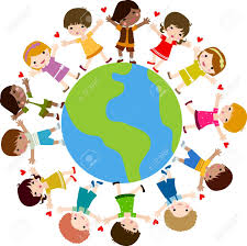 children around the world royalty free cliparts vectors and stock