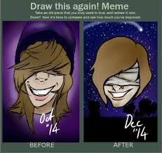Meme Icon - draw this again meme tumblr icon by terrorwithacapitalf on deviantart