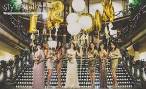 vintage glam wedding a vintage glam wedding style see the photos