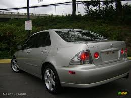 lexus is300 silver 2002 millennium silver metallic lexus is 300 35222106 photo 6