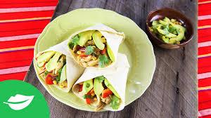 cuisine mexicaine fajitas recette mexicaine de fajitas au poulet