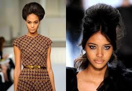 runway inspired black hair trends 2017 black updos black women